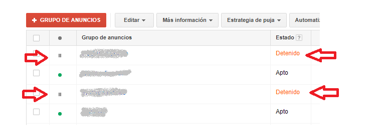 Campañas en Internet: Google AdWords