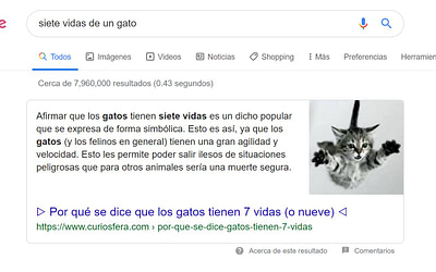 Zero-Clicks: búsquedas en Google sin visitas